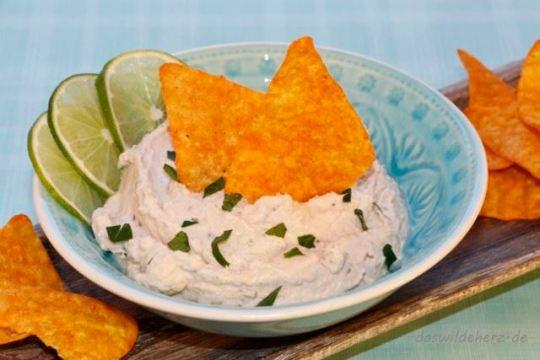 Rezept: Thunfisch-Dip supereasy
