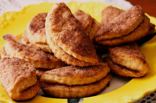 Rezept: Cinnamon Turnovers